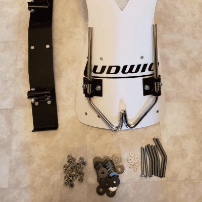 Ludwig LF2745 Aluminum Marching Quad & Quint Vest Carrier