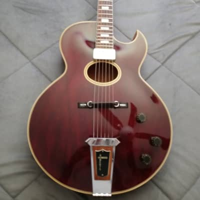 Gibson Howard Roberts Custom 1976 - 1982 Wine Red for sale