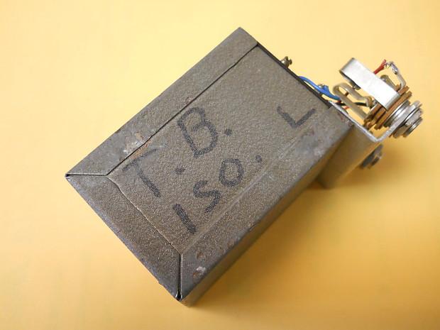Vintage Adc Model 114e Audio Impedance Transformer 175v A