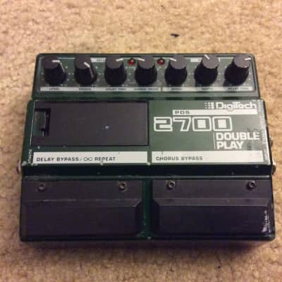 DigiTech PDS 2700 Double Play
