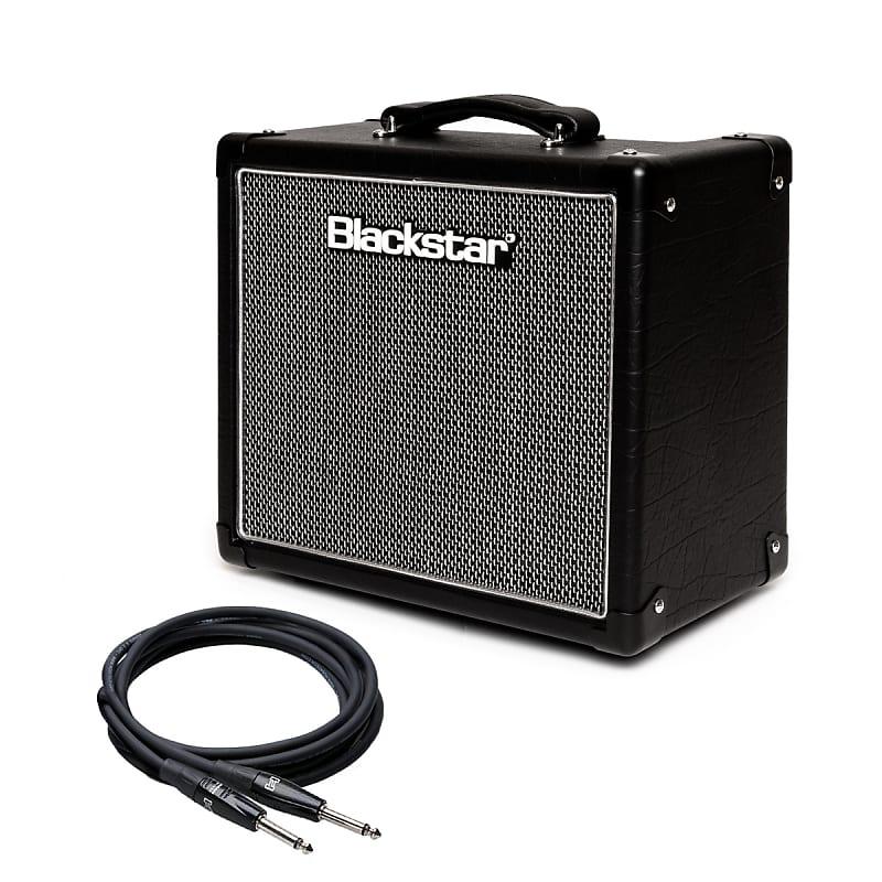 blackstar ht 1r mkii tube guitar combo amplifier bonus pak reverb. Black Bedroom Furniture Sets. Home Design Ideas