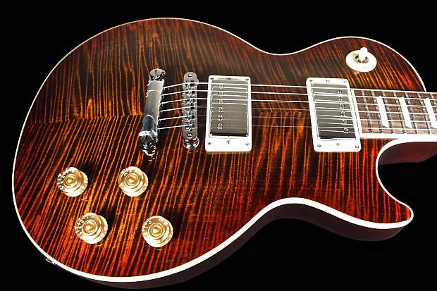 Gibson Les Paul Standard Plus Flame Top 2014 Rootbeer