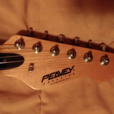 Peavey Predator USA 1993 Black for sale