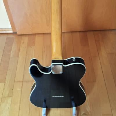 Fender Telecaster Custom '62 Reissue CIJ 1997-98 Black, white binding for sale