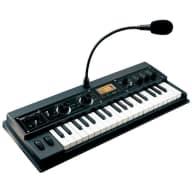 Korg microKorg XL Plus Analog Modeling Synthesizer with Vocoder - Black