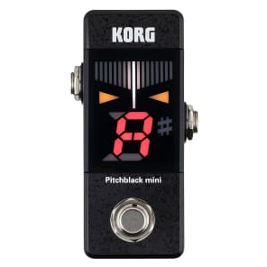 Korg Pitchblack Mini PB01 Tuner Pedal