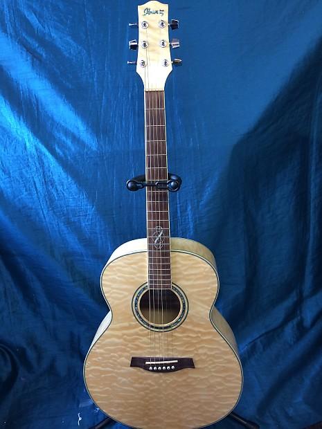 Ibanez Ew20 Exotic Wood Series Doodlebug Guitars
