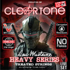 Cleartone Dave Mustaine Signature Series Guitar Strings Studio and Live Set - 10-52 image