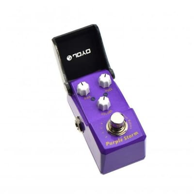 Joyo Purple Storm Fuzz 2016 Purple for sale