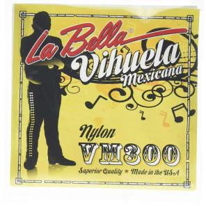 La Bella VM300 Mexican Vihuela Strings