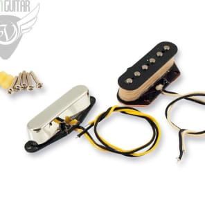 Kent Armstrong RORY GALLAGHER 1966 Tele Replacement Pickup Set - Alnico 3