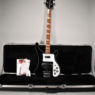 2010 Rickenbacker 4003 Bass JetGlo Finish Electric Bass Guitar w/OHSC USA