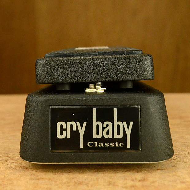 Jim Dunlop GCB95F Cry Baby Classic Wah with Fasel Inductor   Reverb
