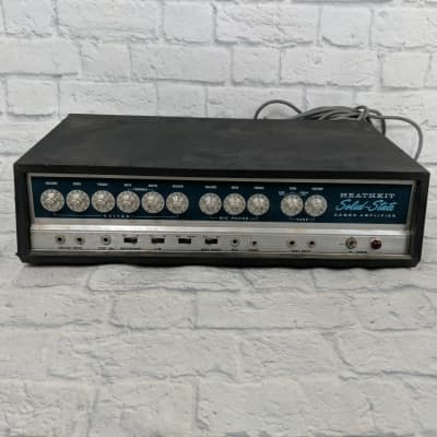 Heathkit Solidstate Combo Amplifier for sale