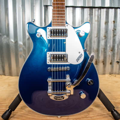 Gretsch G5232T Electromatic Double Jet FT - Midnight Sapphire - Floor Model for sale