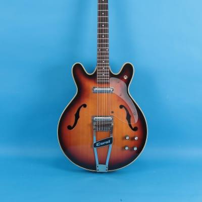 Danelectro Coral  Firefly 1968 Sunburst for sale