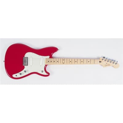 Fender Offset Duo-Sonic, Torino Red for sale