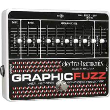 Electro Harmonix Graphic Fuzz XO Series