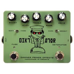Dawner Prince DIKTATOR Preamp/OD/Distortion Pedal for sale