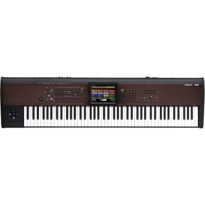 Korg Kronos 2 88LS-key Synthesizer Workstation