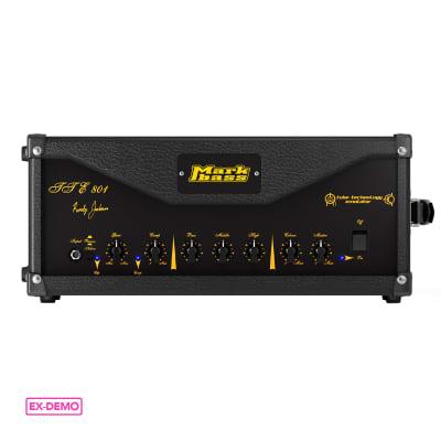 Markbass TTE 801 800W Randy Jackson Signature Tube Bass Head [EX-Demo] for sale