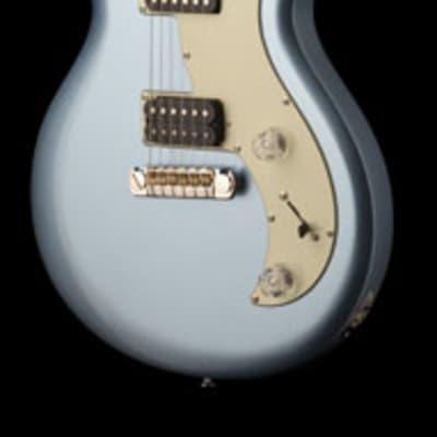 PRS Paul Reed Smith SE Mira, Rw Fb, Metallic Blue 916 for sale