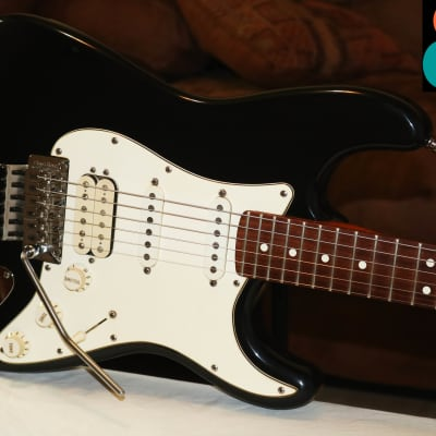 Fender American Special Series Floyd Rose Classic Stratocaster HSS with OHSC for sale