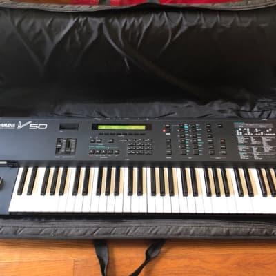 Yamaha V50 | Sound Programming