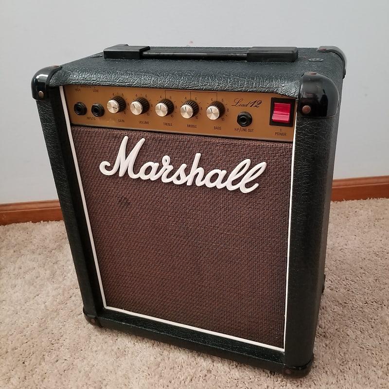marshall 5005 lead 12 combo amp doctor lefse guitars reverb. Black Bedroom Furniture Sets. Home Design Ideas