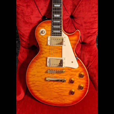 Epiphone Les Paul Ultra Cherry Burst for sale