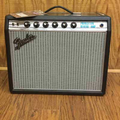 Fender Fender '68 Custom Princeton Reverb 12W 1x10 Tube Guitar Combo Amp with Celestion Ten 30 Speak for sale
