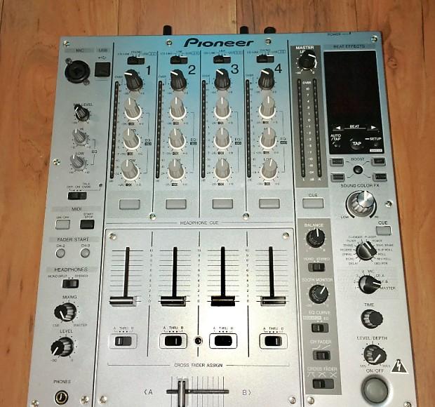 PIONEER DJM-750-S DJ CONTROLLER DRIVERS FOR WINDOWS DOWNLOAD