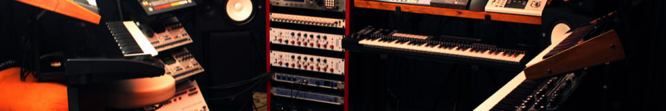A Synth Collector