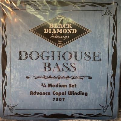 Black Diamond Doghouse Upright Bass Strings