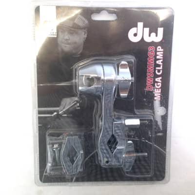 """DW DWSMMG-3 Mega Clamp V to 1/2"""" or 7"""" / 16"""" Adjustable Multi-Clamp w/ Memory Locks"""
