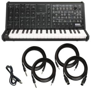 Korg MS-20 mini Monophonic Synthesizer CABLE KIT