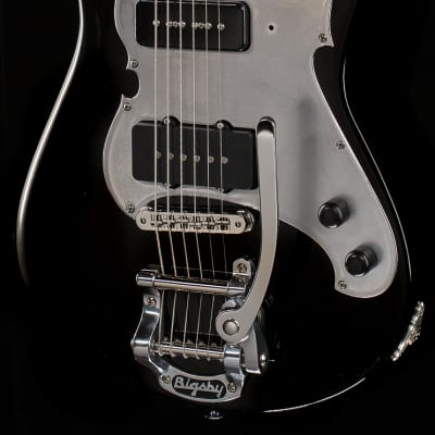 Scott Walker Electro Black Bigsby (708) for sale
