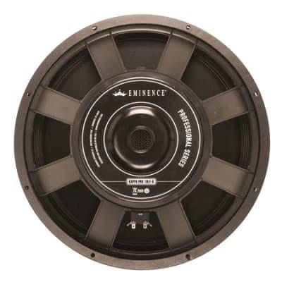 Eminence Kappa Pro 18 Inch Speaker 800 Watts 8 Ohms