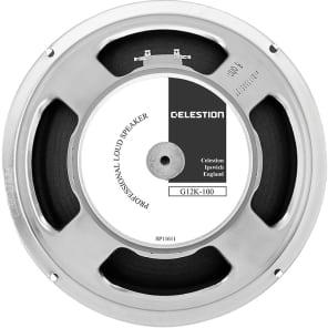 """Celestion T3585 G12K-100 12"""" 100-Watt 8 Ohm Replacement Speaker"""