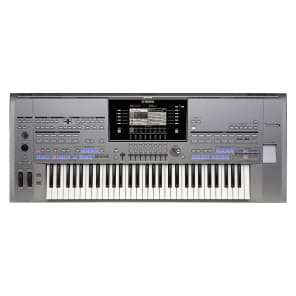 Yamaha Tyros5 61-Key Arranger Workstation Keyboard