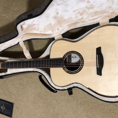 Maestro BO SB SX Private Collection Victoria (000) Swiss Spruce and Bocote for sale