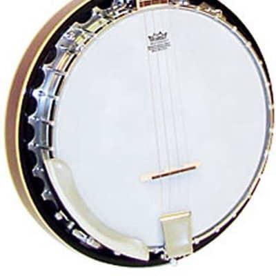 Ashbury  GR38021 19 Fret ResonatorTenor Banjo 2017 Mahogany for sale