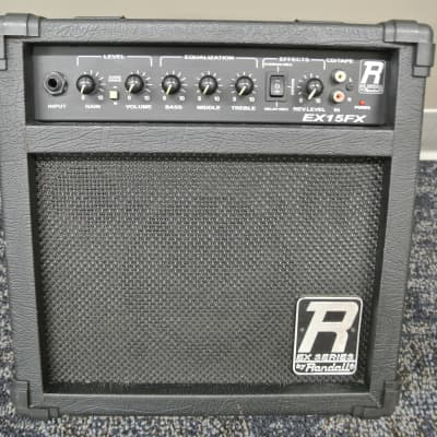 Randall RB30XM Bass Amplifier Combo - Used | Reverb