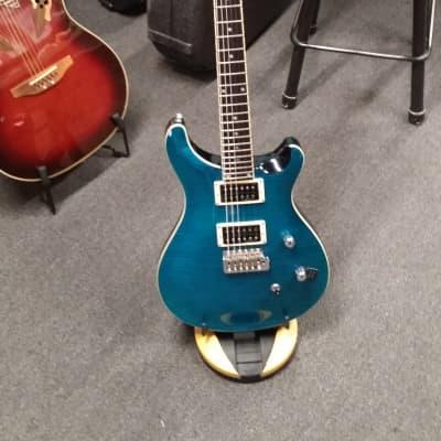 Harley Benton CST-24T Ocean Flame 2018 (Blue) Ocean Flame for sale