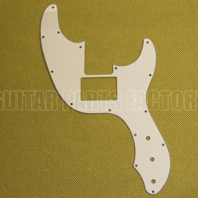 009-4890-000 Genuine Fender Parchment Pickguard MP Modern Player Tele Bass