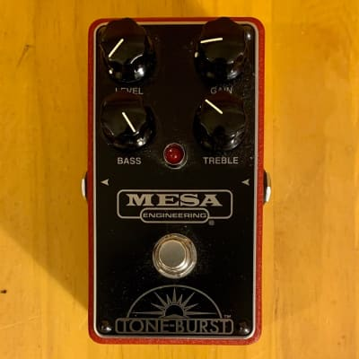 Mesa Boogie Tone Burst Pedal