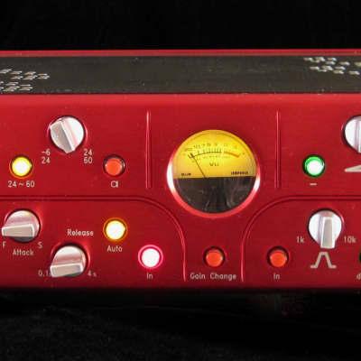 Focusrite Red 7 Mic Preamp Dynamics Processor 2003