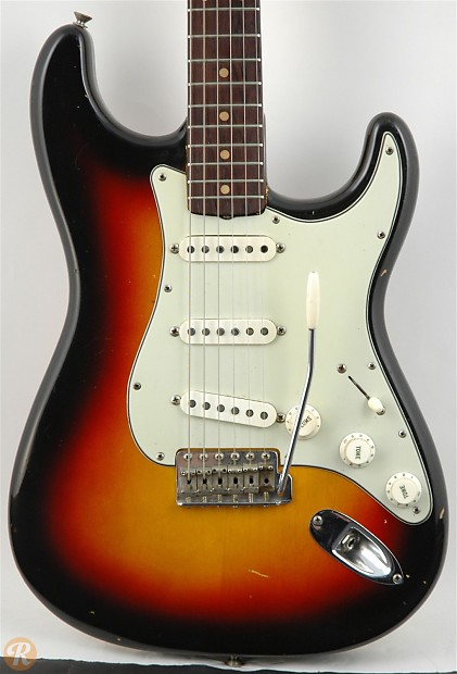 Fender Stratocaster Price >> Fender Stratocaster Sunburst 1962