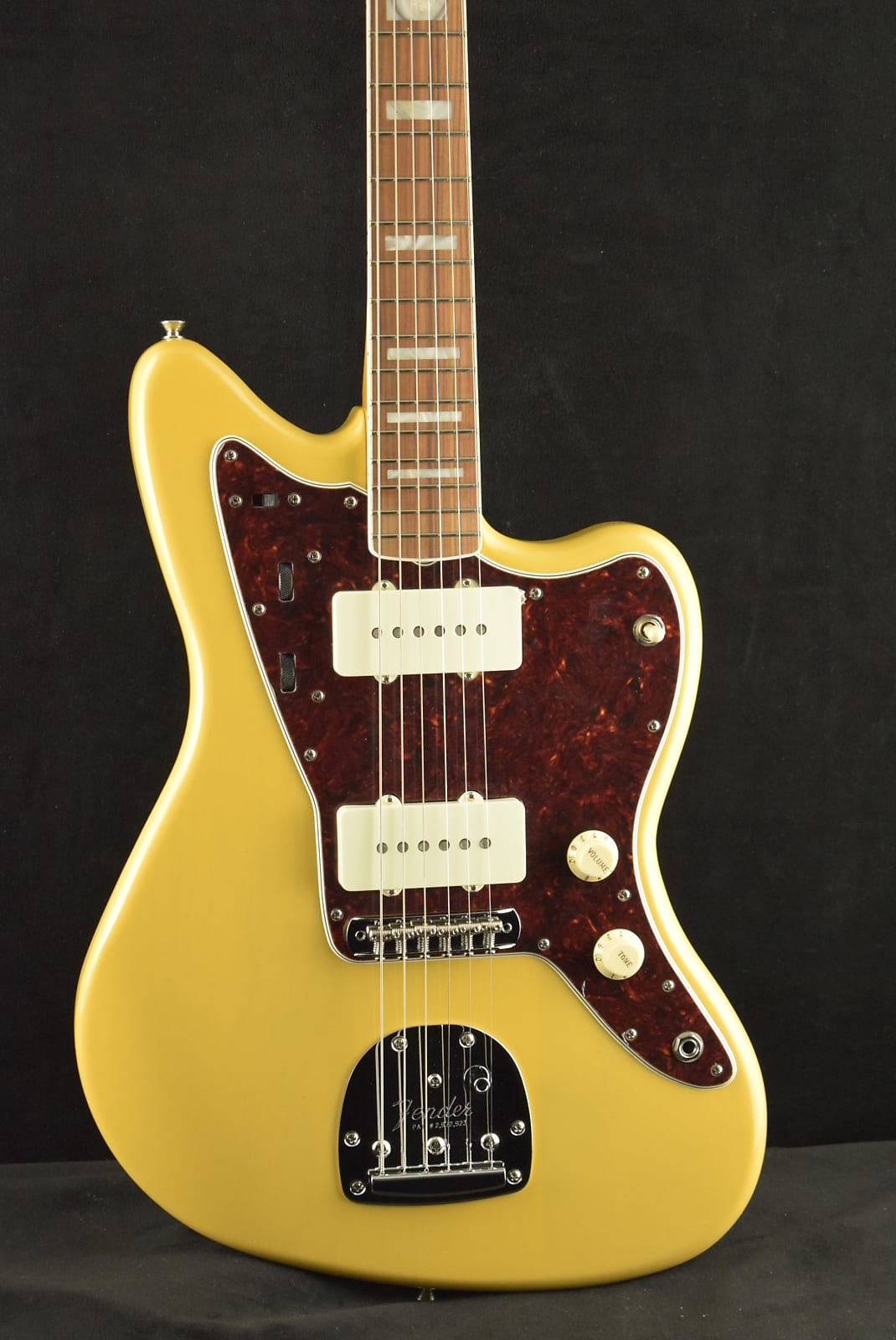 Fender Limited Edition 60th Anniversary Classic Jazzmaster with Matching Headstock