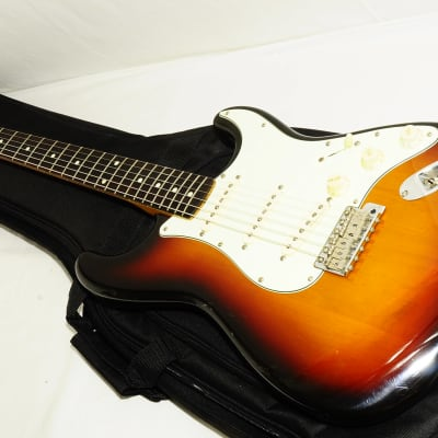 Fender Japan ST-62 '62 Stratocaster 3TS Electric Guitar Ref No 2820 for sale